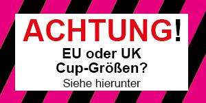 EU UK Cup Grössen