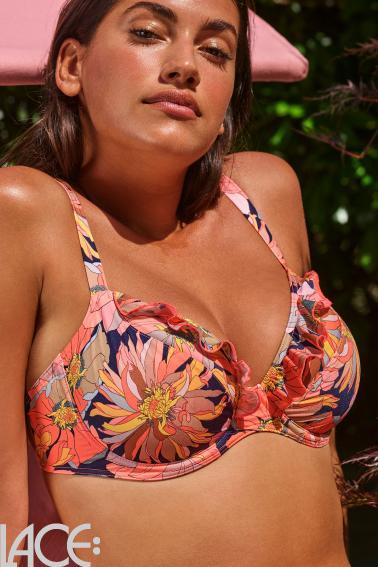 PrimaDonna Swim - Melanesia Bikini-BH Tiefes Dekolleté D-G Cup