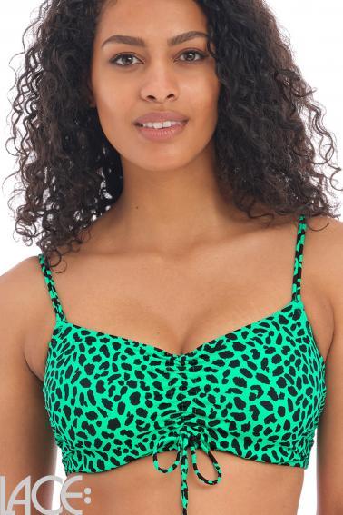 Freya Swim - Zanzibar Bikini Bandeau BH F-I Cup