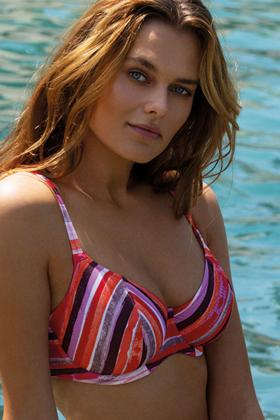 Freya Swim - Bali Bay Bikini-BH Tiefes Dekolleté G-L Cup