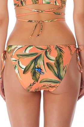 Freya Swim - Birds in paradise Bikini Slip zum Schnüren