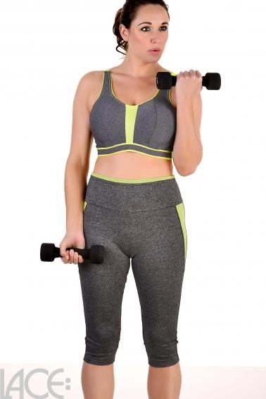 PrimaDonna Sport - The Sweater Sport-BH mit Bügel - Wattiert D-G Cup