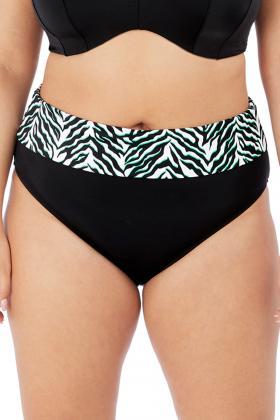 Elomi - Zulu Rhythm Bikini Slip - Umschlagbar