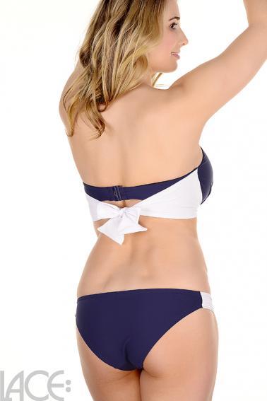 LACE Lingerie - Solholm Bikini Bandeau BH E-G Cup