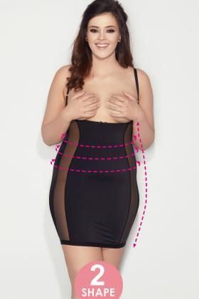 Mitex Shapewear - Shape-Kleid - Offerner Brustbereich - Mitex 5