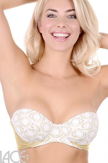 LACE Lingerie - Marielyst Bikini Bandeau BH E-G Cup