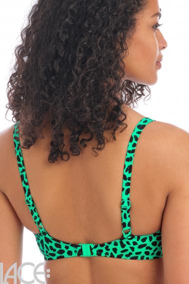 Freya Swim - Zanzibar Bikini-BH Tiefes Dekolleté G-J Cup