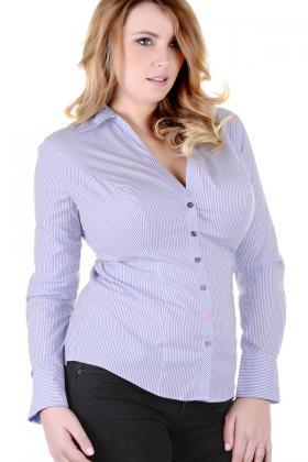 LACE Lingerie - Classic Shirt Bluse F-H Cup