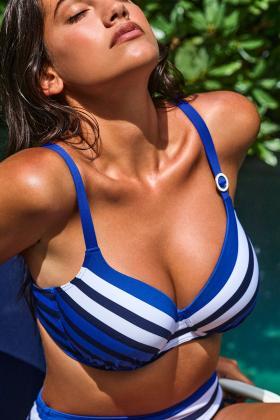PrimaDonna Swim - Polynesia Bikini-BH - Wattiert E-G Cup
