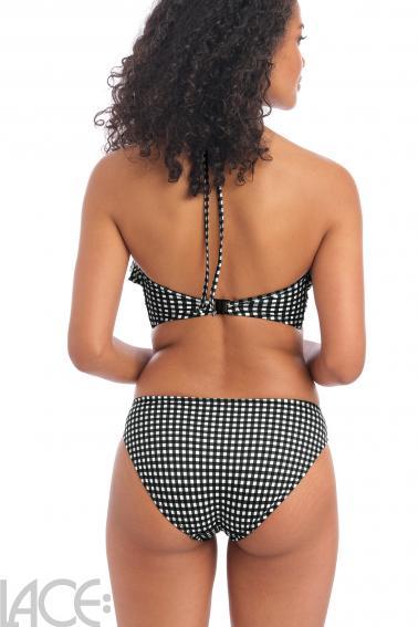 Freya Swim - Check In Bikini Bandeau BH mit abnembaren Trägern E-I Cup