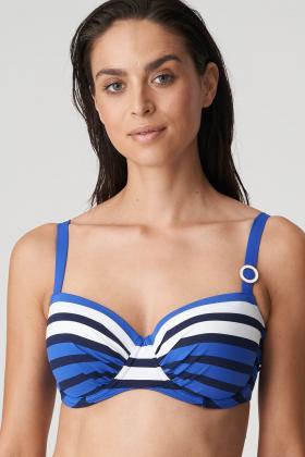 PrimaDonna Swim - Polynesia Bikini Bandeau BH E-H Cup