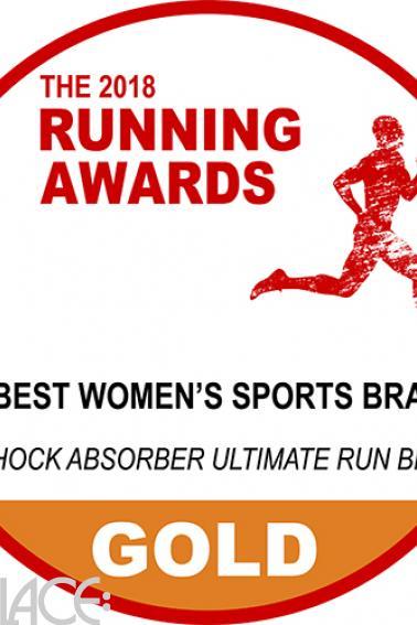Shock Absorber - Ultimate Run Sport-BH ohne Bügel E-I Cup