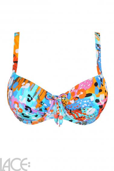PrimaDonna Swim - Caribe Bikini Bandeau BH E-H Cup