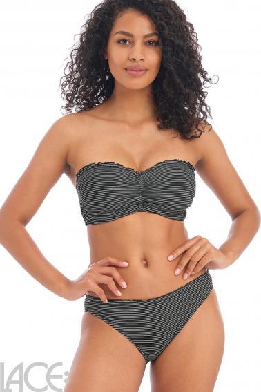 Freya Swim - Ocean Calling Bikini Bandeau BH med aftalige stropper F-I skål
