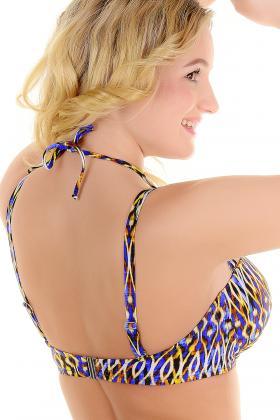 Antigel de Lise Charmel - La Wax des Plages Bikini Bandeau BH mit abnembaren Trägern D-E Cup