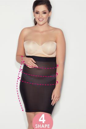 Mitex Shapewear - Shape-Kleid - Offerner Brustbereich - Mitex 4