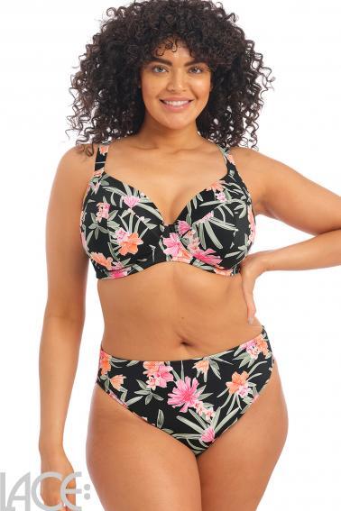 Elomi - Dark Tropics Bikini-BH Tiefes Dekolleté G-N Cup