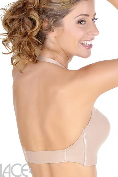 Wonderbra - Ultimate Plunge Push-up-BH E-G Cup